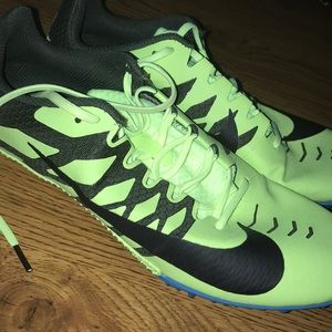 Nike Zoom Rival Sprint 9 Track Spikes